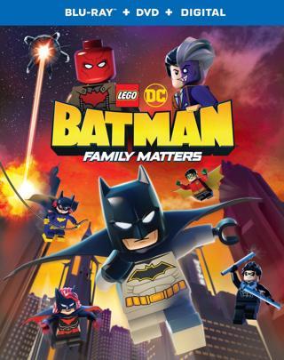 LEGO Batman : Family Matters (Digital HD Download Code Only) **DC Comics**