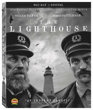 The Lighthouse (Digital HD Download Code Only) **Robert Pattinson** **Willem Dafoe**