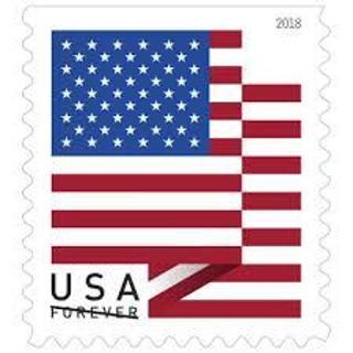 Brand New White Envelopes + Forever Stamps