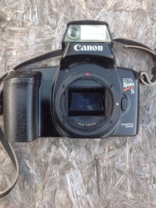 Canon EOS Rebel S SLR Film 35mm Camera Body w/ Strap ~W0W~LQQK~