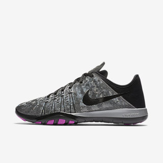 Women's Nike Free TR 6 Metallic - Silver