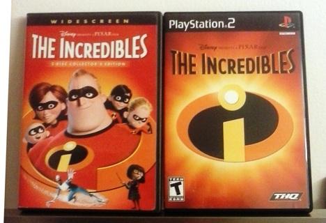 ::::::  WATCH & PLAY ::::::: #3…….Disney's/PIXAR  -The Incredibles