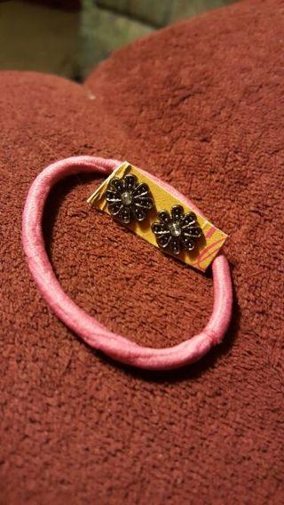 BNIP Hypoallergenic flower earrings
