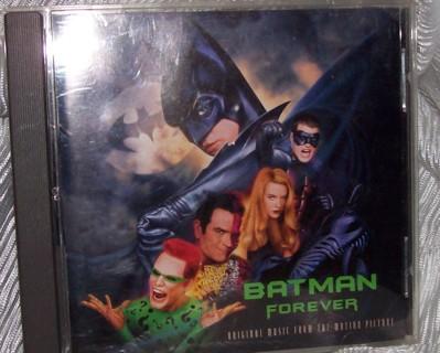Batman Forever CD - Bing images
