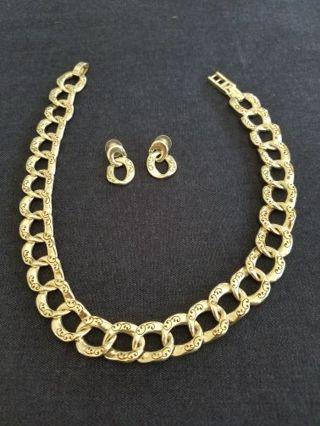 Genuine ~ Brighton ~ Necklace set