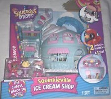 Squinkies 'Do Drops Season 1 Squinkieville Ice Cream Shop