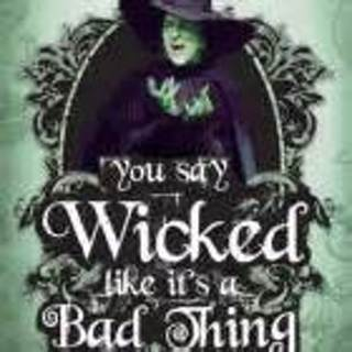 Wicked Witch magnet