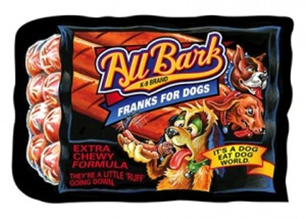 NEW PACK WACKY PACKAGES BOOSTER PACK TOPPS Trading Card Sticker Collectibles