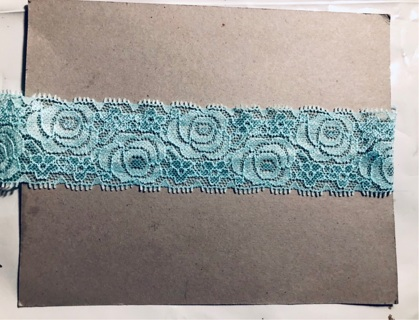 1 Lace Toddler-Infant Stretchable Headband