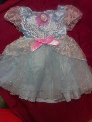 *Beautiful* Cinderella Dress-Up Dress *GUC*