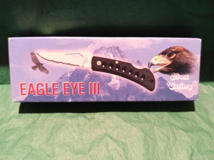 BNIB ~ EAGLE EYE 3 POCKET KNIFE
