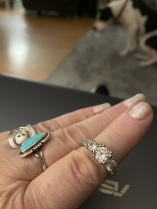 Ring size 9~ .925