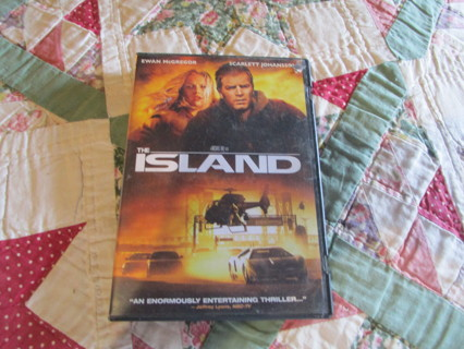 the island movie/dvd