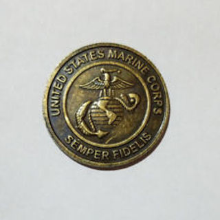 TOYS FOR TOTS COIN