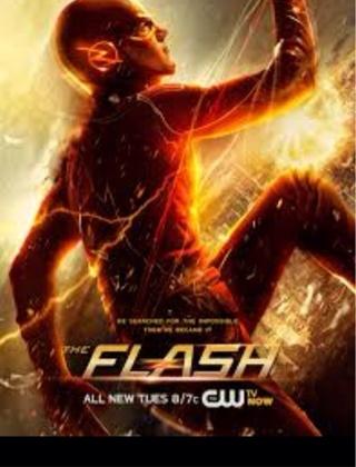 The flash tv show uv code