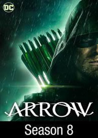 Arrow Season 8 - Digital Code