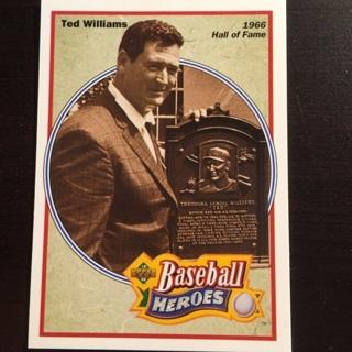 Free Ted Williams Sports Trading Cards Listiacom