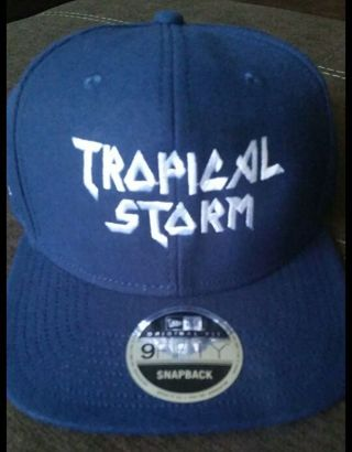 9FIFTY Tropical Storm Snapback Hat