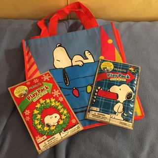 play pack grab and go christmas