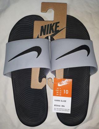 Free: Nike Mens Slides Nike Slides Nike MensKawa Slide Size ...