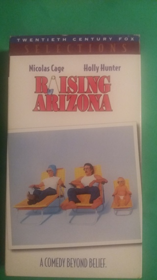 vhs raising arizona free shipping