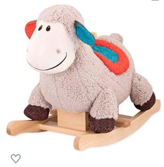 B. Toys – Loopsy Wooden Rocking Sheep