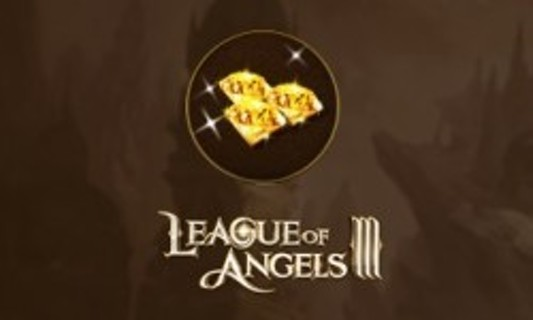 Free: 250 topaz (5$) League of Angels 3 (Gift Card) - Video Game