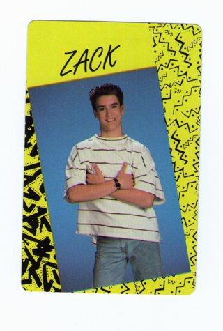 Random Zack Card