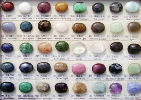 Healing Gemstones & Crystals-LAST LISTING-Wicca-DIGITAL DELIVERY=EMAILED-EBOOK