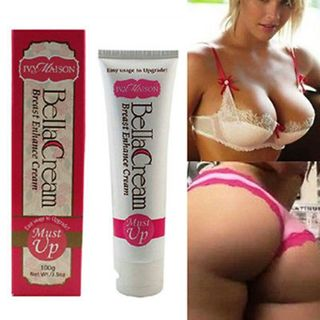 Breast Enlargement Bella Must UP Cream Pueraria Mirifica Bust Butt Enhancement
