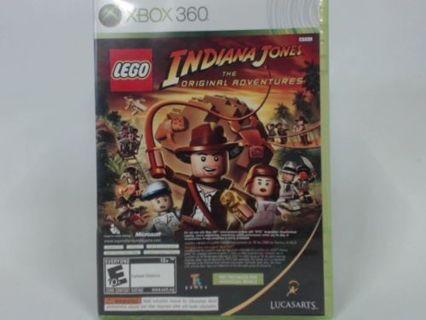 LEGO Indiana Jones  - XBOX 360 Game Like New