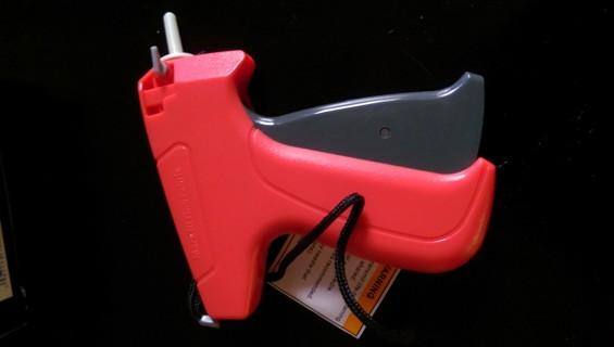4 Mark III Fine Fabric Pistol Grip Swiftach Tools