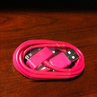 USB To iPhone/iPad/iPod