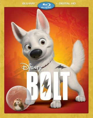 Bolt digital copy only