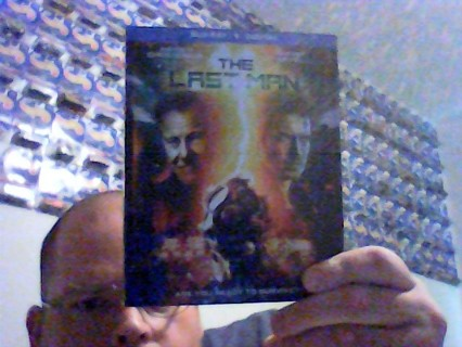 The Last Man Blu Ray (Newer Release)