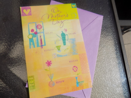 American Greetings Mothers Day Card