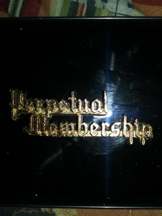 Perpetual Membership Plaque