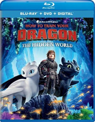 How to Train Your Dragon the Hidden World HDX Movies Anywhere, Vudu digital code