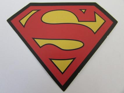 SUPERMAN Vinyl Sticker- Helmet/Car/Skateboard/Business/Crafts