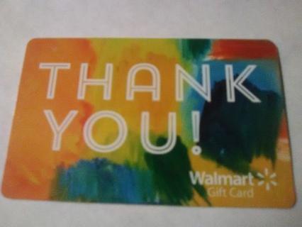 $5 Walmart card