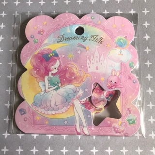 ❤️ Dreaming Fille Kawaii Sticker Flakes Sack BRAND NEW ❤️