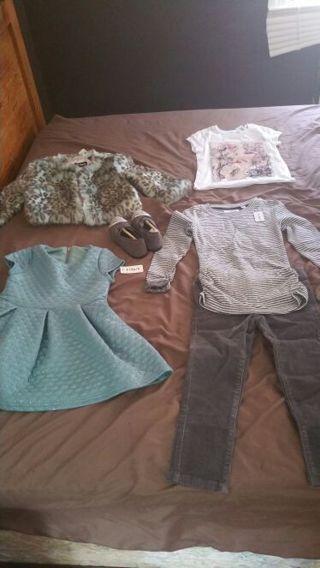 Girls Clothing Lot. 499 Starting Bid!