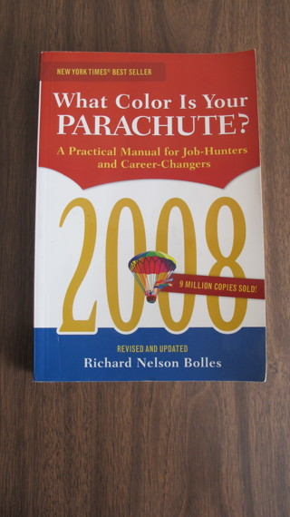Book - What color is your parachute?