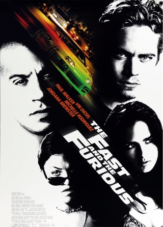 The Fast and the Furious digital HD for iTunes only