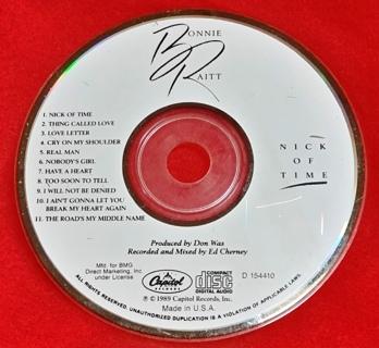 Lot of CDs - Bonnie Raitt, Oldies Collections