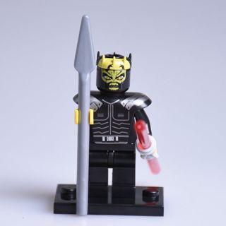 New Savage Opress Star Wars Minifigure Building Toys Custom Lego