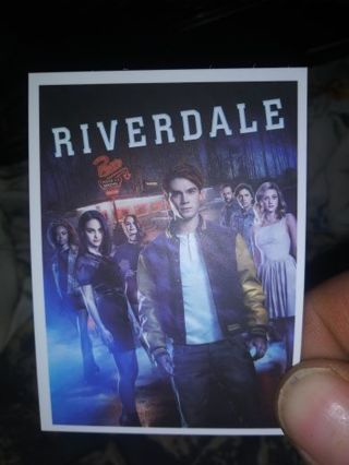 Riverdale new thick durable vinyl lab top sticker lowest gins! No refunds! No lower!