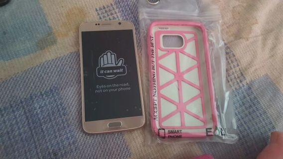 Barnd new Samsung galaxy s6