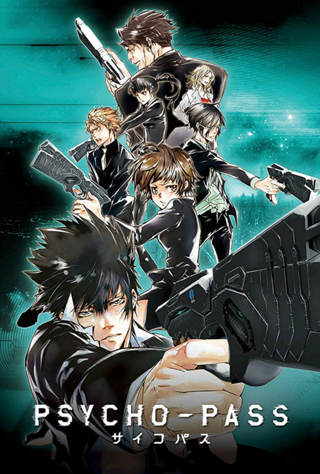 PSYCHO PASS THE MOVIE VUDU HD INSTAWATCH