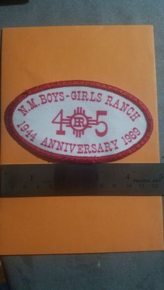 Boys girls ranch 45 anniversary